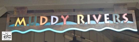 Port Orleans Riverside: Muddy Rivers