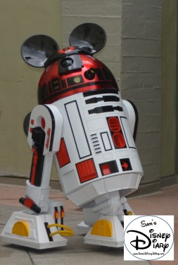 Star Wars Weekend 2013 - R2-MK