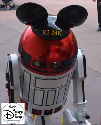 Star Wars Weekend 2013 - R2Mk