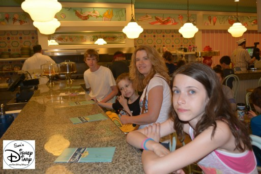 Beaches & Cream: Moving up to the counter!