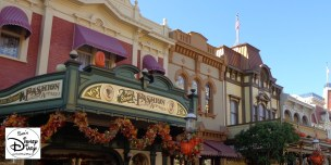 Main Street USA ready for Halloween