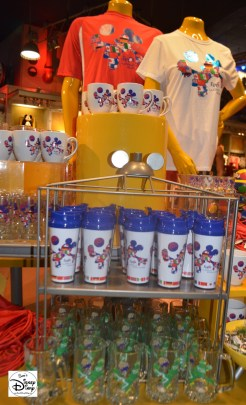 World Cup Merchandise Selection at Mouse Gear