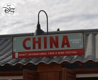 Epcot International Food and Wine Festival 2013 - China
