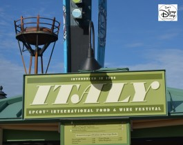 Epcot International Food and Wine Festival 2013 - Italy