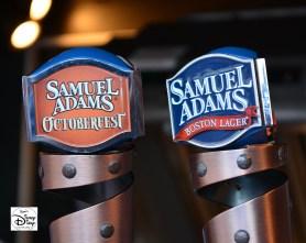 Epcot International Food and Wine Festival 2013 - Samuel Adams selection