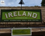 Epcot International Food and Wine Festival 2013 - Ireland