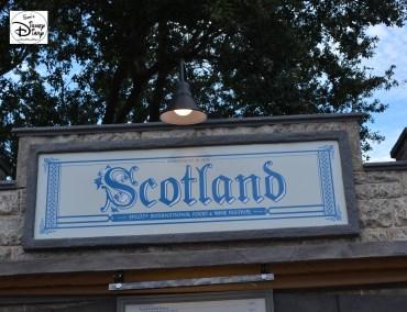 Epcot International Food and Wine Festival 2013 - Scotland