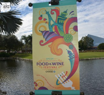 Epcot International Food and Wine Festival 2013 - Food & Wine 2013 Logo