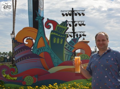 Epcot International Food and Wine Festival 2013 - Tasting my way around the World