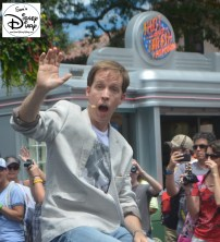 James Arnold Taylor - Your Host for Star Wars Weekend!