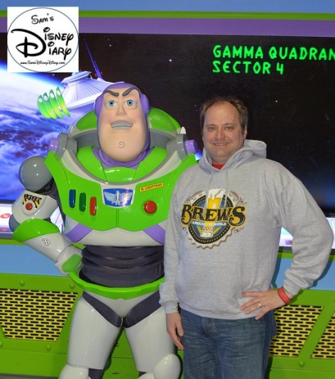 Buzz was happy to hear about the secret targets