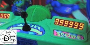 Score the Maximum on Buzz Lightyear Space Ranger Spin (999,999)