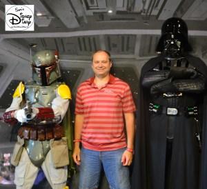 Star Wars Weekend Galactic Breakfast. Photo Opp