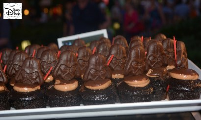 """Star Wars Weekend """"Fell The Force"""" Premium Package - DHS World Famous """"Darth Vader"""" Cupcakes"""