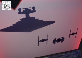 """Star Wars Weekend """"Fell The Force"""" Premium Package - Love the Bar - Theming was outstanding"""