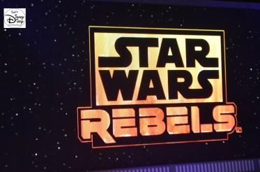 Star Wars Weekend 2015 Weekend 1 - Star Wars Rebels - #SWW2015