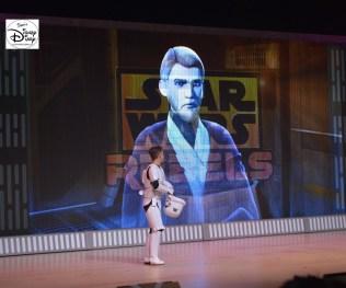 Star Wars Weekend 2015 Weekend 1 - Star Wars Rebels - James Arnold Taylor Kicks things off #SWW2015