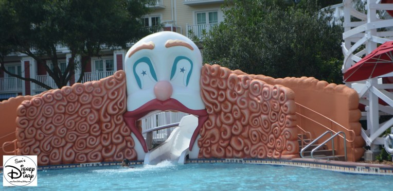 The Kiester Coaster Clown Exit