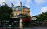 Opening at 9am, Less Halles Boulanderie & Patisserie offers a unique opportunity to visit France before World Showcase Opens at 11am