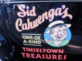 "From park opening until 2013 Sid Cahuengad was the place to find one-of-a-kind ""Tinseltown Treasures"""