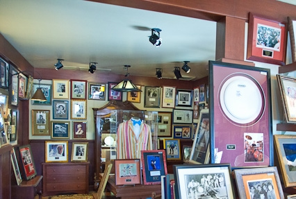 "From park opening until 2013 Sid Cahuengas was the place to find one-of-a-kind ""Tinseltown Treasures"""