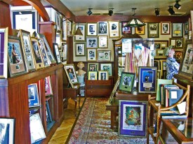 """From park opening until 2013 Sid Cahuengad was the place to find one-of-a-kind """"Tinseltown Treasures"""""""