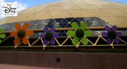 Epcot International Flower and Garden Festival 2012