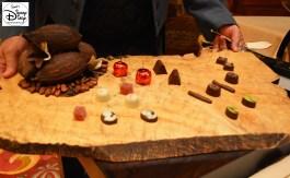Victoria and Albert's: Queen Victoria Room: Bonus Course: Fresh Chocolates.