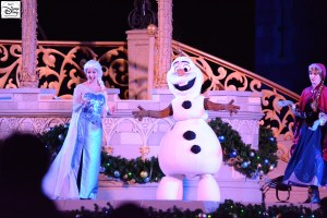 Sams Disney Diary #65 - Olaf trying to convince Else to Freeze the Castle (in 2015)