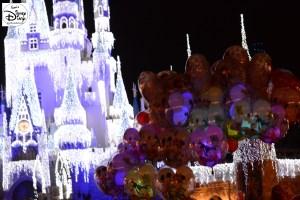 Sams Disney Diary #65 - Castle Transformation complete