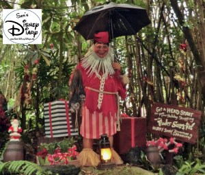 Sams Disney Diary Episode #66 - Trader Sam... i mean Trader Samta! Get a Head Start on your Holiday Shopping
