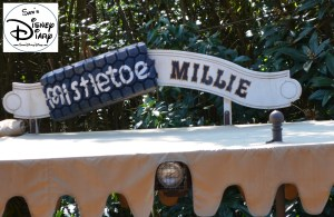 Sams Disney Diary Episode #66 - Each boat has a new name - Mistletoe Millie