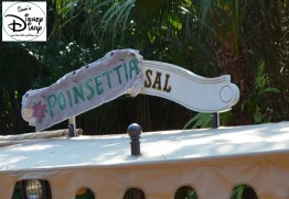 Sams Disney Diary Episode #66 - Each boat has a new name - Poinsettia Sal
