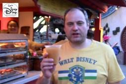 Sams Disney Diary Frozen Around World Showcase - France - The Grand Marnier Orange Slush