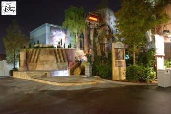 Of Course Star Tours is a great place to see Star Wars all year long!