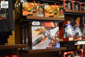 Star Wars Merchandise available throughout Hollywood Studios (and Walt Disney World)