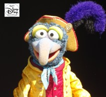 SamsDisneyDiary Episode #75 - The Muppets present Great Moments in American History. The great Gonzo