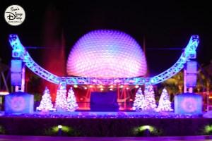 SamsDisneyDiary 84 - Fountain of Nations Holiday Edition