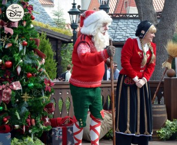 SamsDisneyDiary 85: Epcot Holidays around the World - A Norwegian Tale