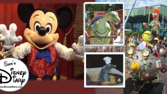 SamsDisneyDiary Episode #88 - What is a Living Character?