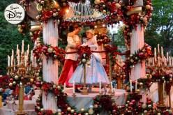 SamsDisneyDiary 82: Disneyland Christmas Fantasy Parade - Cinderella