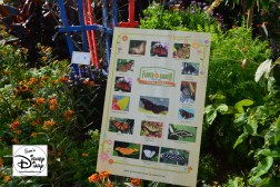 The 2017 Epcot International Flower and Garden Festival - inside the Butterfly House