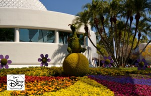 The 2017 Epcot International Flower and Garden Festival - New for 2017 - Figment