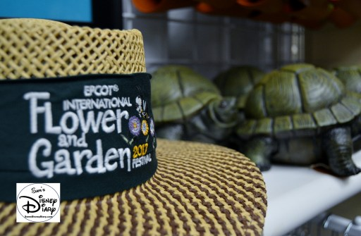 The 2017 Epcot International Flower and Garden Festival - Festival Center Merchandise