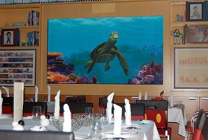 Turtle Talk goes mobile, with a version on Disney Cruises lines.