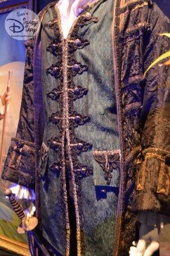 The D23 Expo Pirates Archive was full of Props and sets from all the Pirates Movies.