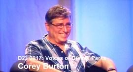 D23 Expo 2017 - Voices of Corey Burton