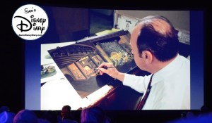 Sams Disney Diary Episode #96: Marc Davis Goes to WED D23 Expo 2017 Panel SamsDisneyDiary