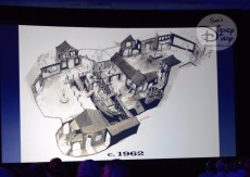 D23 Expo 2017: Marc Davis Haunted Mansion Walk Through Concept Art