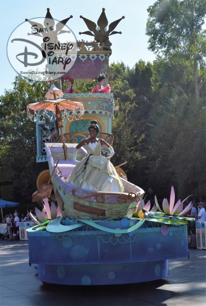 Tiana's New Orleans Jazz Jubilee - brings featuring - Tiana of course